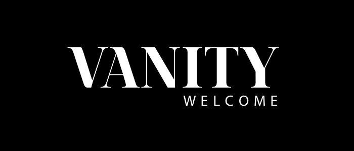 Vanity Welcome